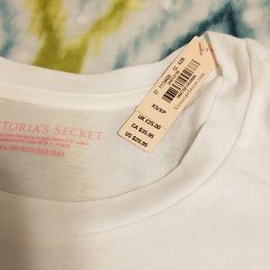 Victoria's Secret Tops - Brand NWT Victoria Secret rhinestone shirt